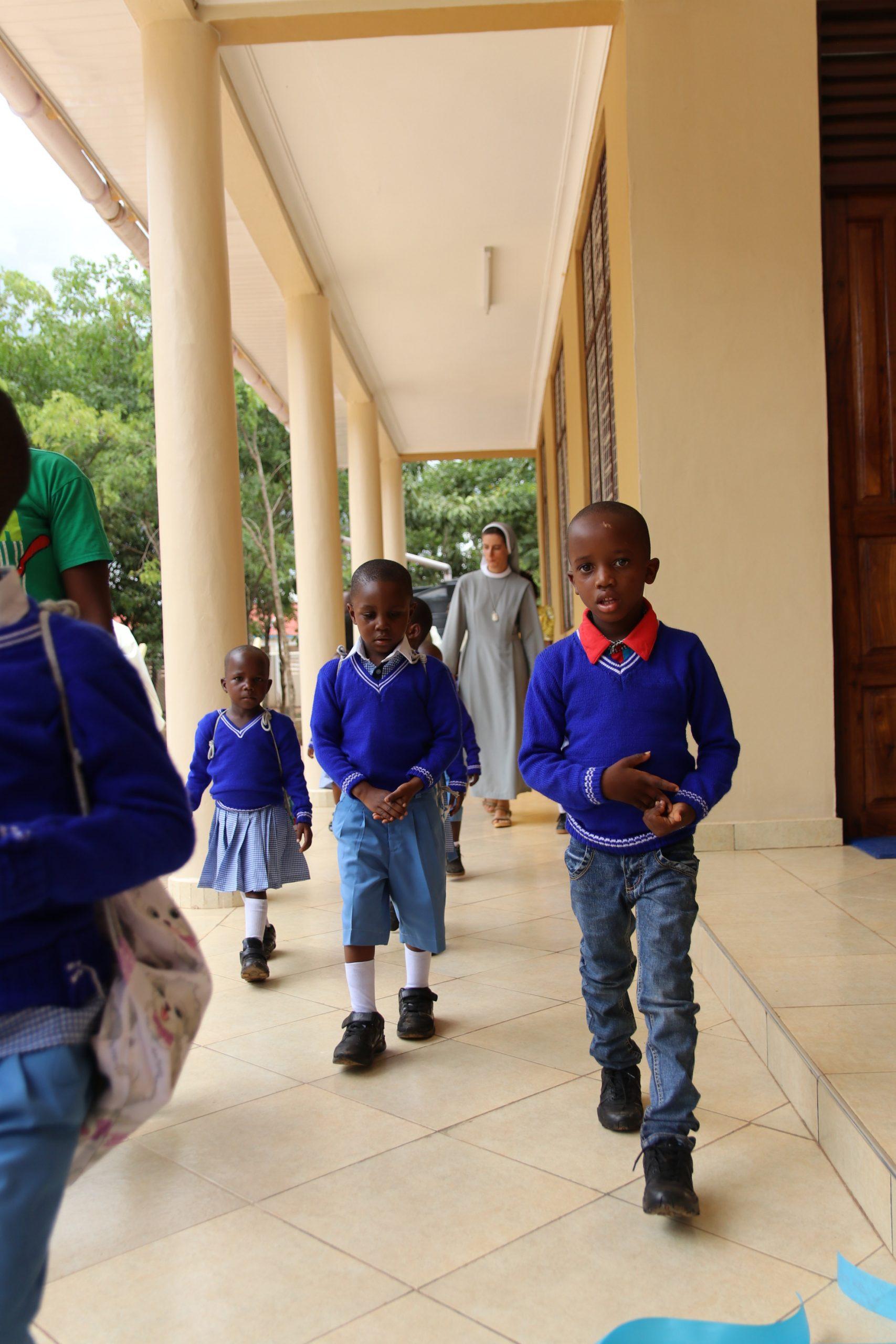 Poswiecenie przedszkola